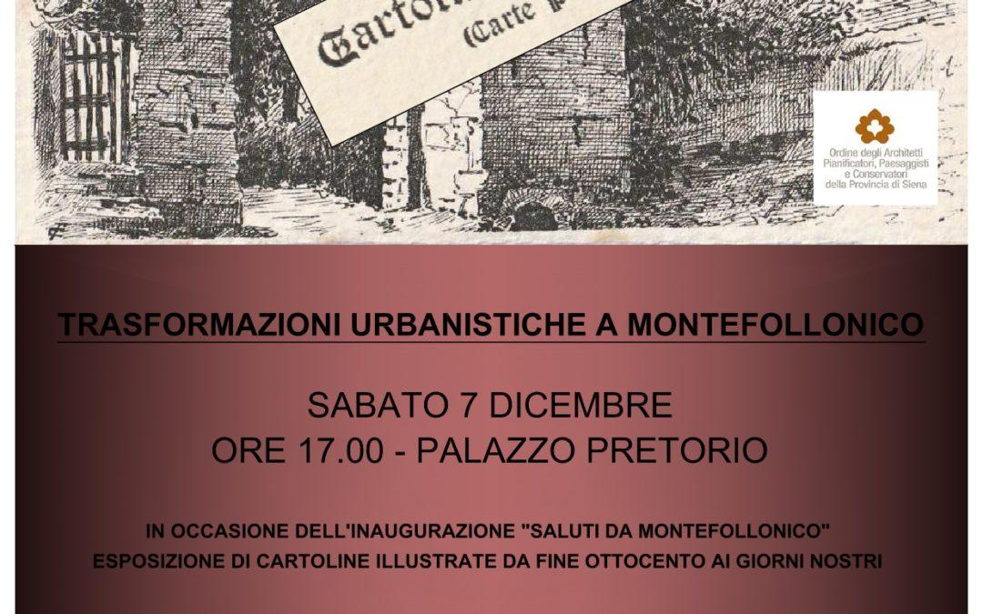 7 Dicembre 2019 – Montefollonico