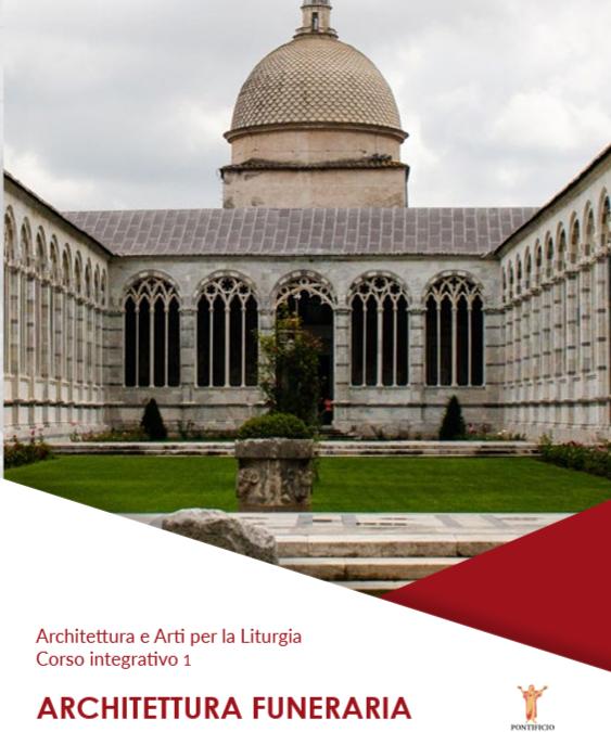 22 e 23 aprile 2020 presso il Pontificio Ateneo S. Anselmo avranno inizio i Corsi di Specializzazione in: Architettura Funeraria e  Adeguamento e Conservazione della chiesa Barocca
